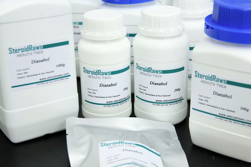 Methandrostenolone Dianabol Muscle Building Steroids DB USP / BP / ISO9001
